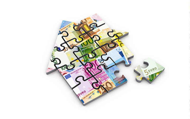 Rising Rent Jigsaw