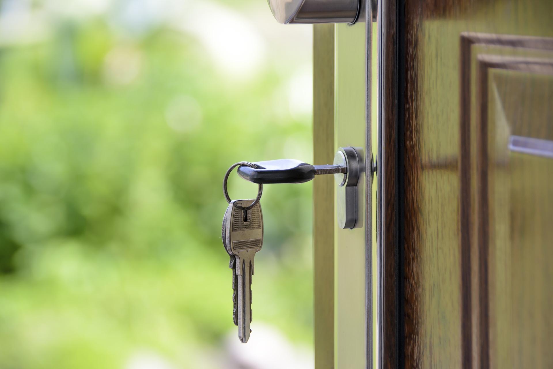 Help! The Tenants Took My Keys!