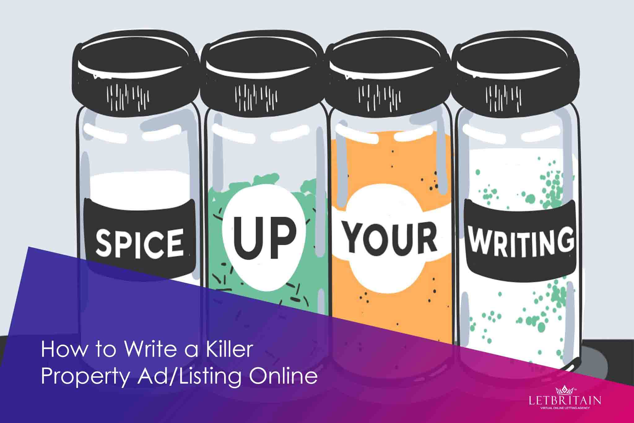 How To Write A Killer Property Ad