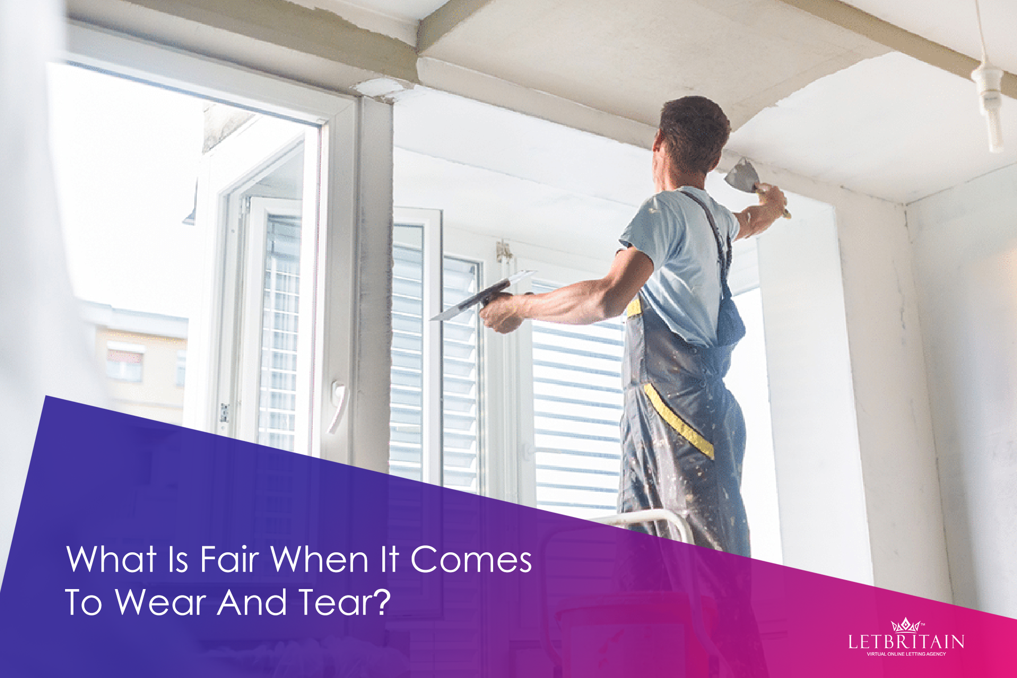 What is fair when it comes to wear and tear?
