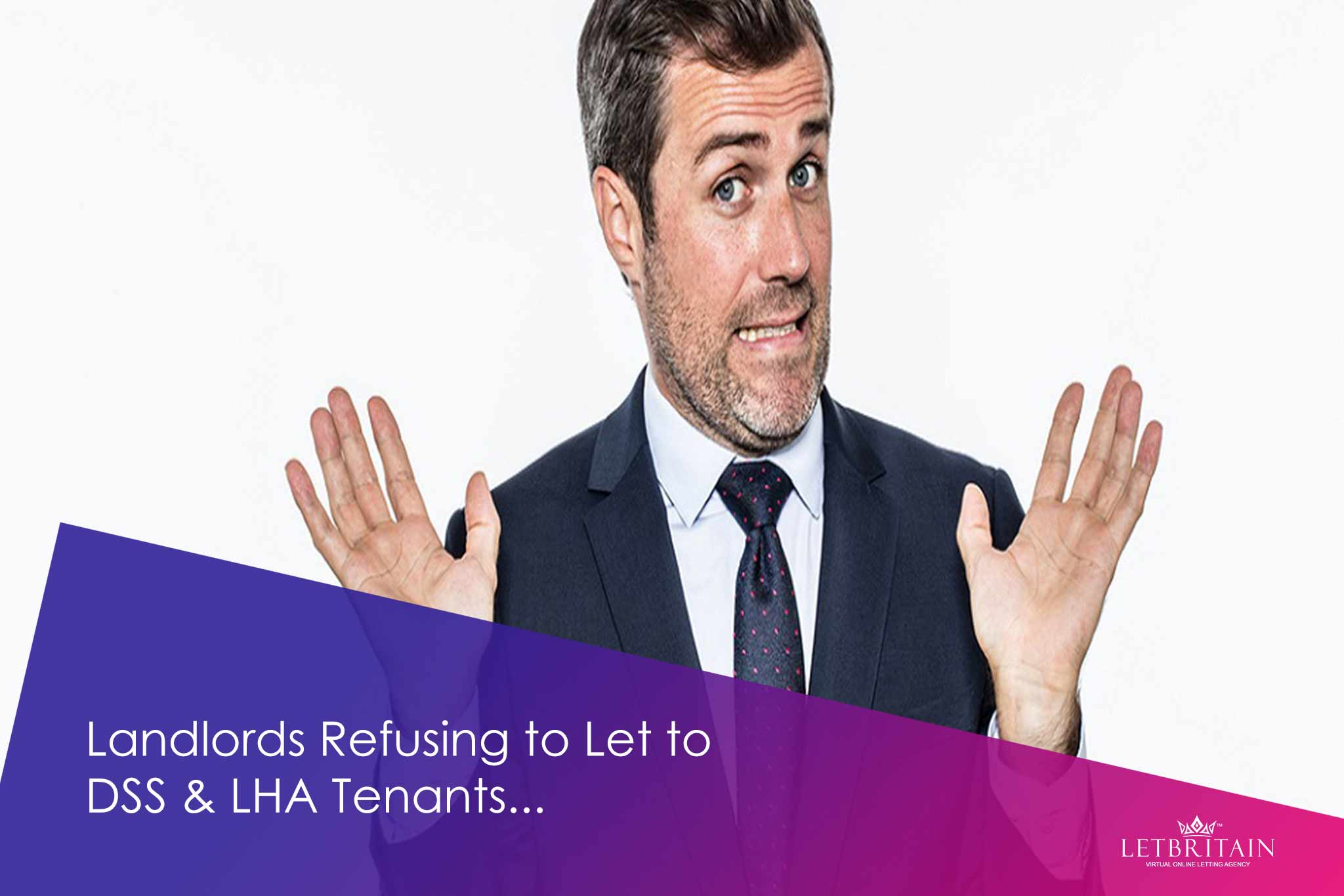 Landlords refusing to let to DSS and LHA tenants could.....