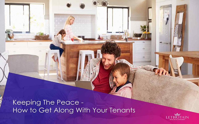 Keeping the Peace: How to Get Along With Your Tenants
