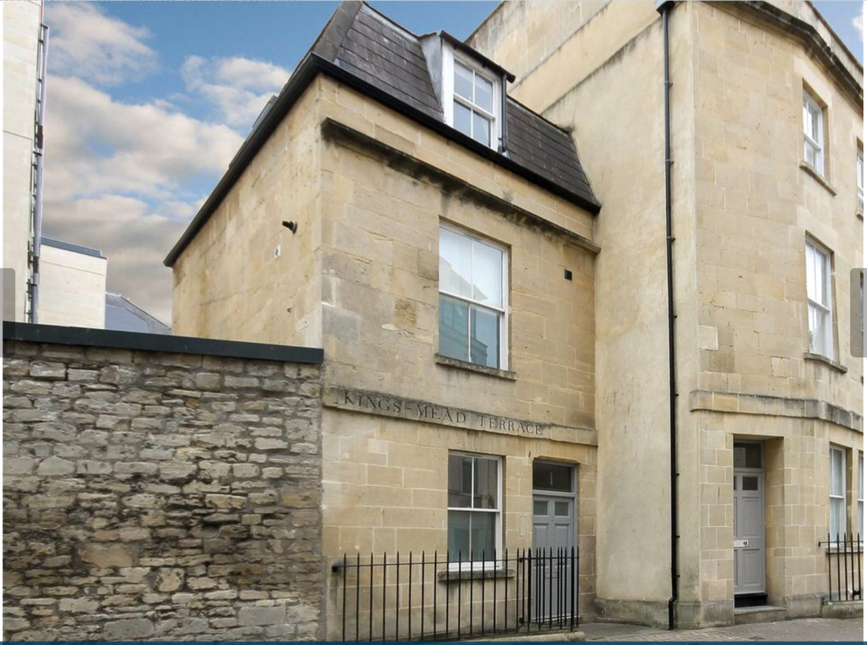 1 1 Kingsmead Terrace, Bath, BA1 1UX